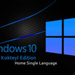 Windows 10 Home Single Language Kokteyl Edition 2019 İndir – Türkçe