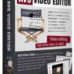 AVS Video Editor İndir – Full V9.4.5.377