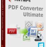 AnyMP4 PDF Converter Ultimate İndir – Full v3.3.36