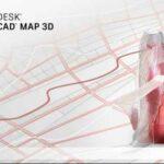 Autodesk AutoCAD Map 3D 2020 İndir – x64 bit Son Versiyon