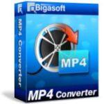 Bigasoft MP4 Converter İndir – Full Türkçe v4.2.3.5213