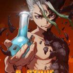 Dr. Stone 1 Sezon İndir – Türkçe Altyazılı 720p + Tüm Bölümler