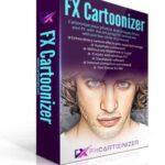 FX Cartoonizer Full v1.4.8– Resimlere Efekt Programı
