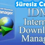 Internet Download Manager 2021 + v6.38 b 19 Türkçe Full İndir