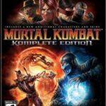 Mortal Kombat Komplete Edition Full Ücretsiz İndir – PC Türkçe