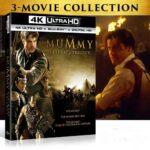 Mumya 4K Boxset İndir 1-2-3 Türkçe Dublaj + Dual