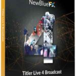 NewBlue Titler Live 4 Broadcast İndir – Full v4.0 Build 201105