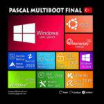 Pascal Multiboot Final 2019 İndir – Full + Kurulum Türkçe
