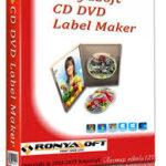 RonyaSoft CD DVD Label Maker İndir – Full v3.2.21