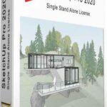 SketchUp Pro 2020 İndir – Tasarım Programı v20.2.172