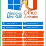 Windows Ve Office 2019 + 365 Kms Etkinleştirme Programı İndir