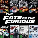 Hızlı ve Öfkeli 1-2-3-4-5-6-7-8 Boxset İndir Türkçe Dublaj 1080p