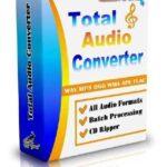 CoolUtils Total Audio Converter – v6.1.0.248 + Ses Dönüştürücü