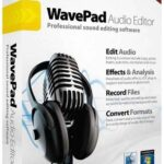 NCH WavePad Full v12.35 Mp3 Kesme Düzenleme
