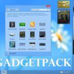 8GatgetPack v27.0Full – Masaüstü Widget