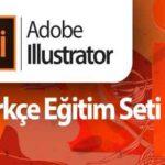 Adobe Illustrator Eğitim Seti İndir – Türkçe Görsel