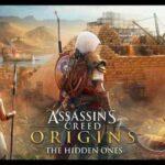 Assassin's Creed Origins The Hidden Ones Türkçe Yama İndir