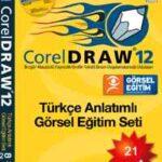 CorelDRAW Eğitim Seti İndir – Türkçe Görsel