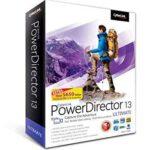 Cyberlink PowerDirector Ultimate 13 İndir – Full Türkçe