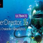CyberLink PowerDirector Ultimate Ve Suite – v16.0.2816.0 Türkçe