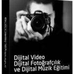 Dijital Video, Fotoğrafçılık ve Müzik Eğitim Seti İndir