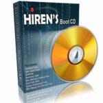 Hiren's BootCD PE İndir – x64 1.0.1 2018 – Portable