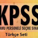 Pegem 2018 Lise ve Ön Lisans KPSS GYGK Türkçe Seti İndir