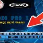 MAGIX Video Pro X10 Türkçe Yama İndir