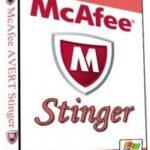 McAfee Stinger Full İndir – v12.1.0.2915 Virüs Silme