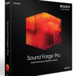 Sony Sound Forge Pro İndir – Full – 11.0 Build 345 Türkçe