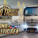 Euro Truck Simulator 2 Beyond the Baltic Sea İndir – Full Türkçe PC