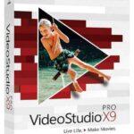 Corel VideoStudio Pro X9 İndir – Full Türkçe + Eklentiler